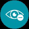 nagetive-eye-icon